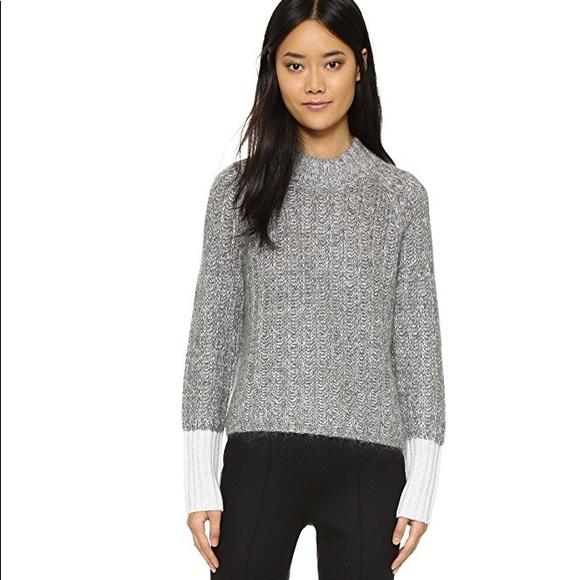 0e0af009c5e Rag   bone Makenna Crop Sweater. M 5bd0a6c4bb761558d494c5c7